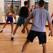 Aerobic workouts are a great way to strengthen your heart while having fun.