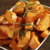 If you're trying to get more antioxidants in your diet, you can't go wrong with sweet potatoes.