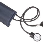 High blood pressure can lead to heart disease.