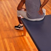 Avoid any strenuous jumping or flexing immediately after suffering a bulging disc.