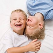 Giggling fits can be fun -- but frustrating when uncontrolled.