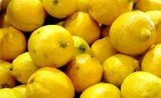 Lemon Battery Information