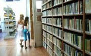 How to Teach Kids to Find Books in the Library