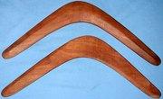 How to Make an Aboriginal Boomerang