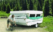 How to Repair a Camper Shell
