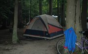 How to Fold a Coleman Tent