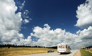 California RV Regulations for Towing Two Trailers