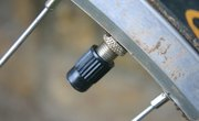 How to Repair the Stem Valve on a Bicycle