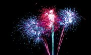 Simple Chemical Reactions in Fireworks