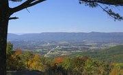 What Type of Soil Is in the Blue Ridge Mountain Region?