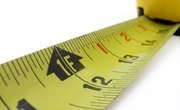 How to Measure Length & Width