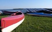 How to Refurbish an Old Fiberglass Canoe or Skiff