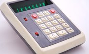 Difference Between Adding Machine & Calculator