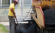 How to Calculate the Spread Rate in Asphalt Paving