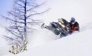 How to Change a Ski-Doo Snowmobile Track