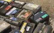 How to Refurbish a Deep-Cycle Battery