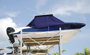 How to Clean Mold & Mildew From a Boat Cover