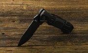 How to Close a Locked Pocketknife