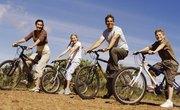 How to Attach a Bike Trailer to a Bike