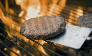 How to Cook Hamburgers Over a Campfire