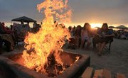 California State Parks That Allow Beach Fires