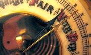 Difference Between Barometer, Manometer & Anemometer