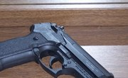 Smith & Wesson 9 mm Gun Cleaning Directions
