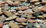 How to Polish River Rocks