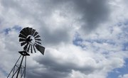 How to Create a Small Windmill for a Science Fair Project