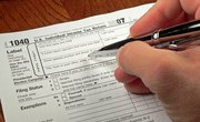 What Determines What Form You Will Fill out for Your Tax Returns?