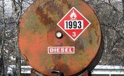 Can Diesel Fuel Tanks Be Stored Inside Buildings?