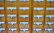 How to Learn Alphabetical & Decimal Number Filing Systems