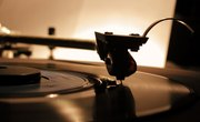 How to Make a Record Player for a Kid's Science Project