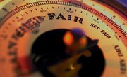 Does Barometric Pressure Rise or Fall When It Rains?