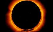 How Are a Solar & Lunar Eclipse Alike?