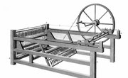 How to Build a Spinning Jenny Paper Model