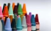 Science Projects on Melting Crayons