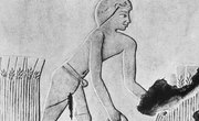 Harvesting in Ancient Egypt