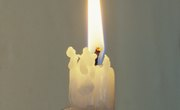 How to Find the Molar Heat of a Combustion Candle