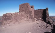 How Pueblos Were Built