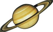 What Is in the Middle of Saturn?