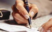 How to Write a Canadian Hand Written Will