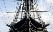 Facts About the USS Constitution