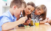 Easy Kids' Science Fair Experiments About Germs