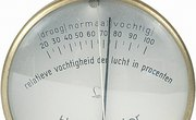 Water Vapor Pressure Vs. Humidity