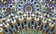 Dominant Color in Islamic Art & Architecture