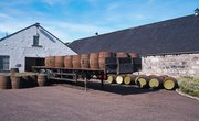 Characteristics of Wastewater in a Distillery