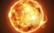 Stages in the Life Cycle of a Star
