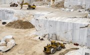 How Does Marble Get Mined From a Quarry?