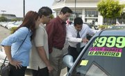 How to Get Back a Cash Deposit When Buying a Car